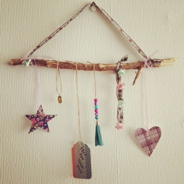 DIY slinger / hanger