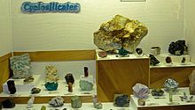 Silicate minerals - Wikipedia, the free encyclopedia