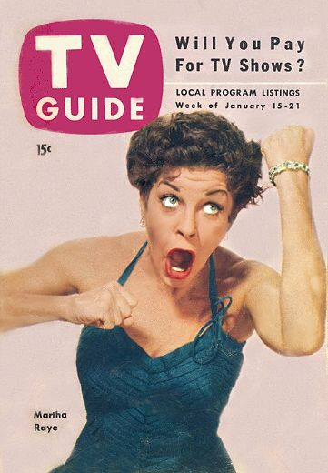 Classic TV Info - The Martha Raye Show (1954-1956)