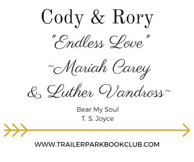 Trailer Park Book Club: Cory and Rory - Endless Love by Mariah Carey and L...