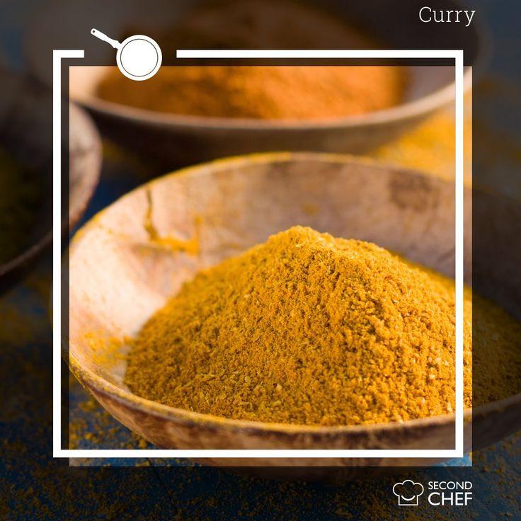 #Sapeviche il curry può insaporire qualsiasi alimento? Il classico uso in cucina è con il riso, ma si accompagna bene anche con il pesce, la carne e nelle cucine vegane. Scopri le nostre ricette con il curry su http://rebrand.ly/menu-settimanale  #Second_Chef #incucinaconsecondchef #gliingredientidisecondchef