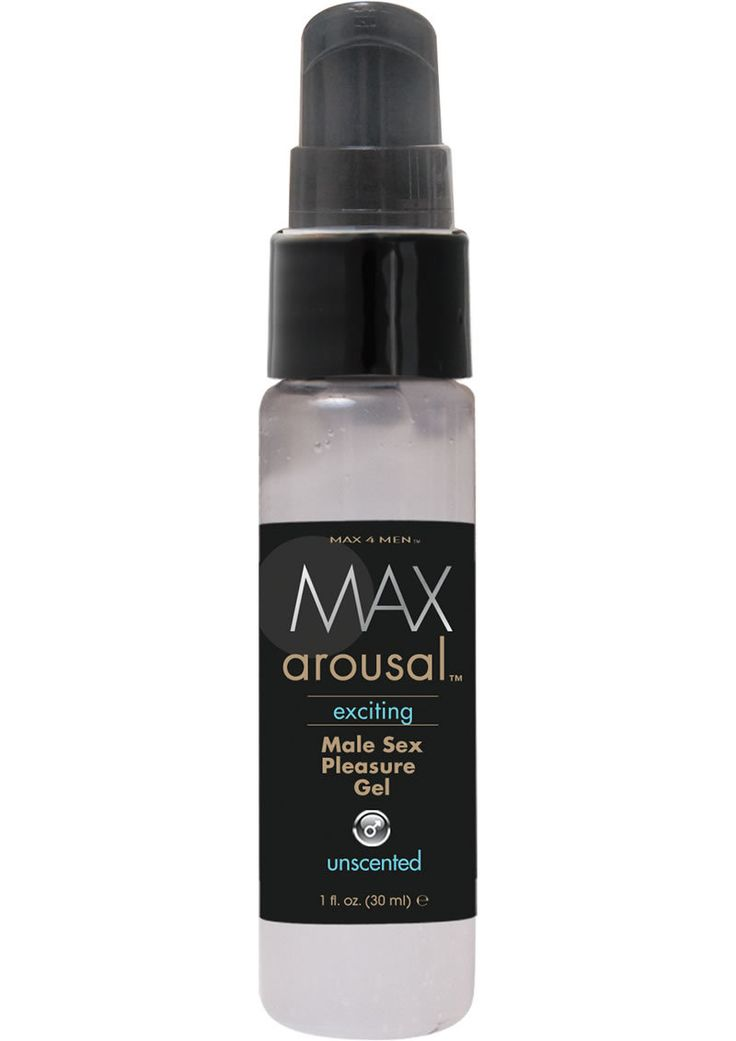 Buy Max Arousal Exciting Male Sex Pleasure Gel 1 Ounce online cheap. SALE! $10.99