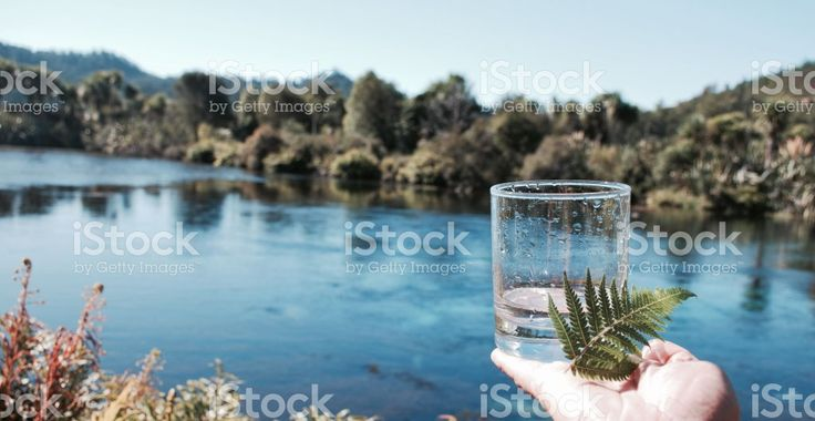 Fresh Pure Water Concept royalty-free stock photo