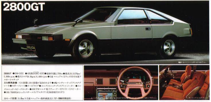 Toyota Celica XX 2800GT