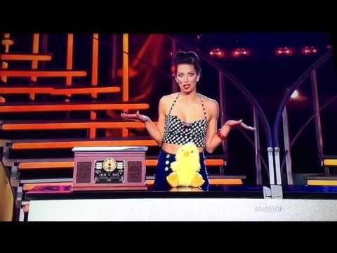 Setareh Khatibi-el pollito pio (Nuestra belleza latina vip) - YouTube
