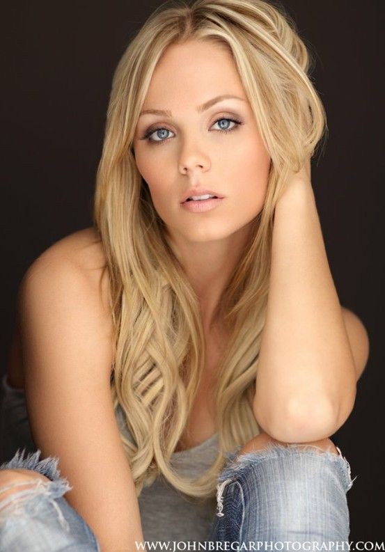 Laura Vandervoort..fellow Canadian who acts on the hit tv show Bitten