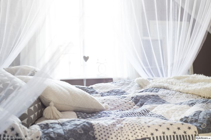 sovrum,sänghimmel