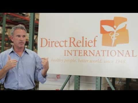 Humanitarian medical organization Direct Relief International shares their experience about using Google's tools to drive online donations and communicate with people around the world about their work.