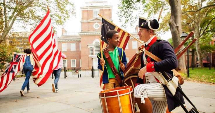 Explore all the cool things to do for free this summer in the heart of Philadelphia's original city...