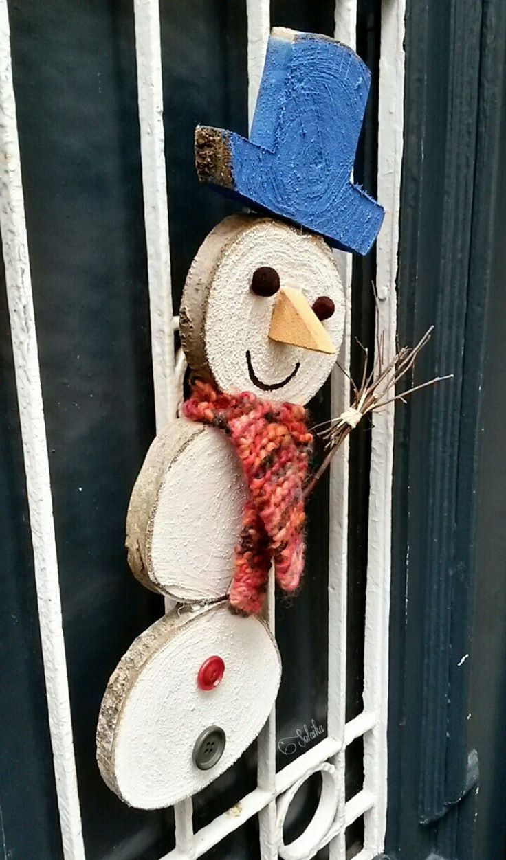 Creative Pictures of Snowmen