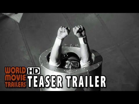 Sangue Azul Teaser Trailer Oficial (2015) - Daniel de Oliveira HD