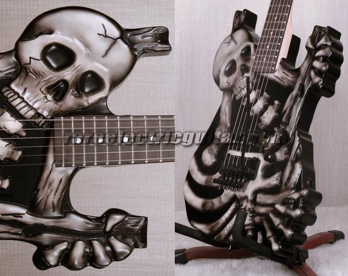 George Lynch Skull and Bones Guitar price:$599 - Electric Guitars for sale