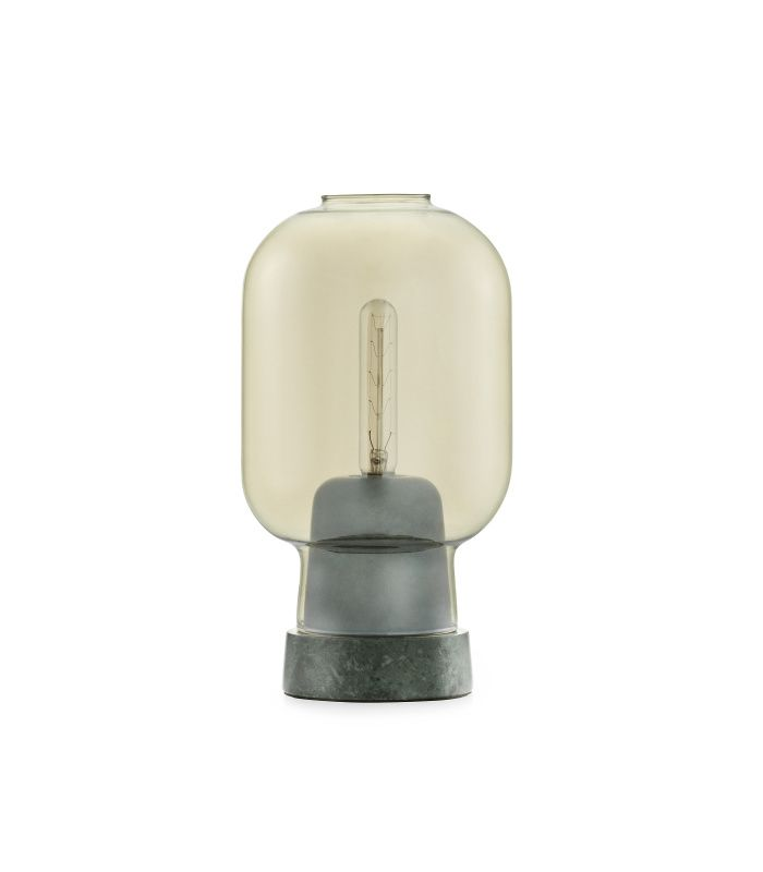 Amp Table Lamp Gold by Normann Copenhagen NOW ON STOCK