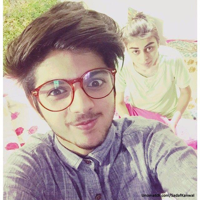 #Sadaf Kanwal's Cousin  #FriendLove emoji#BrotherSis #InstaDaily #picofftheday #sadafkanwal #Sadafk  www.unomatch.com/SadafKanwal