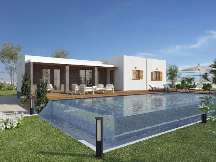Casa prefabricada de madera cubik146m2 viviendas for Casas de juguete para jardin baratas