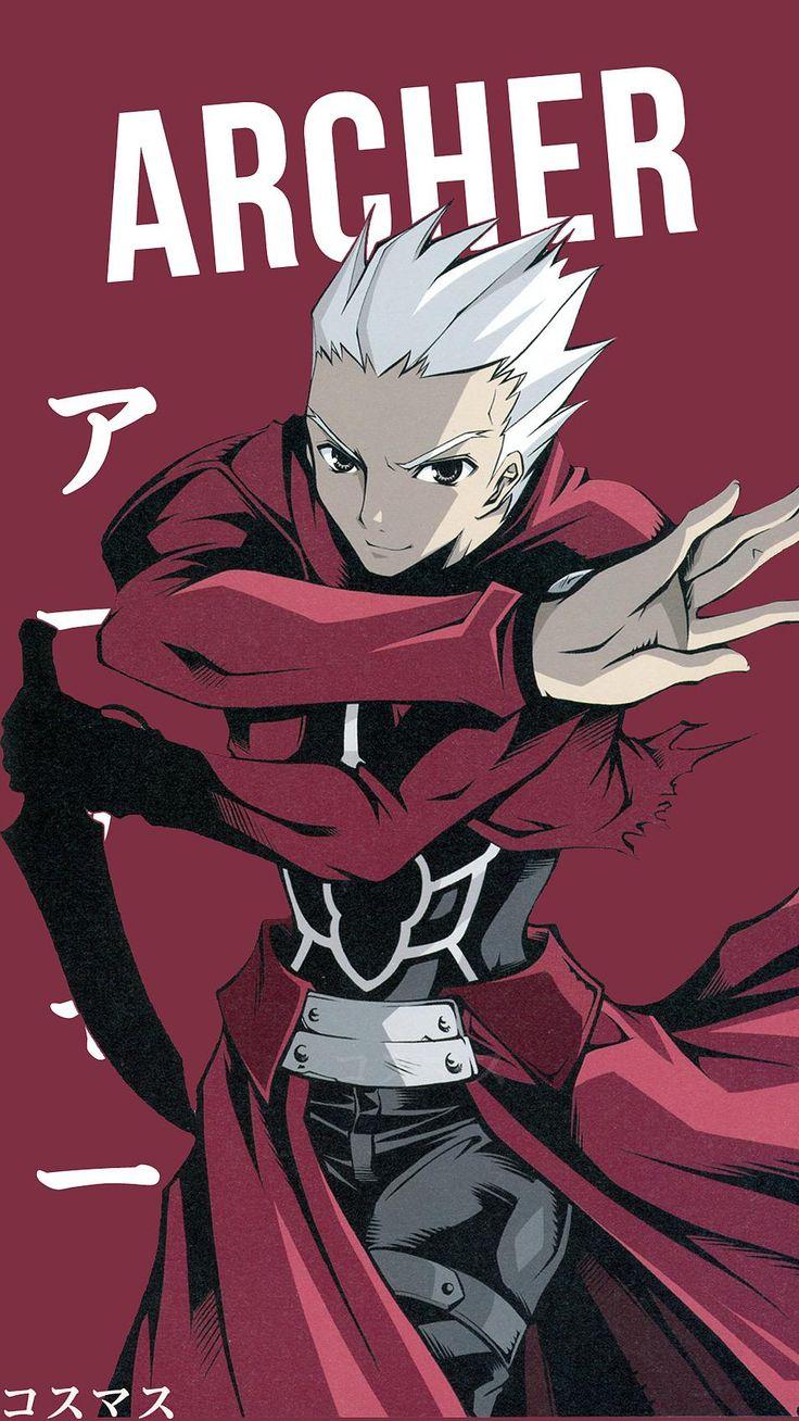 Archer ~ Korigengi   Wallpaper Anime