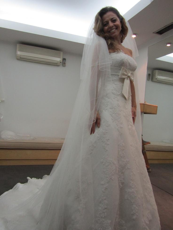 Já saiu mais um artigo escrito por mim sobre noivas na www.Zankyou.pt