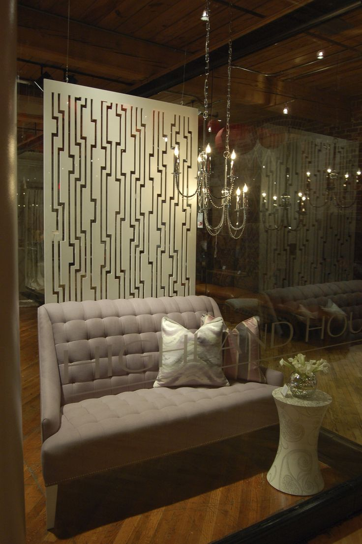 Love This Window Display At Highland House Furniture