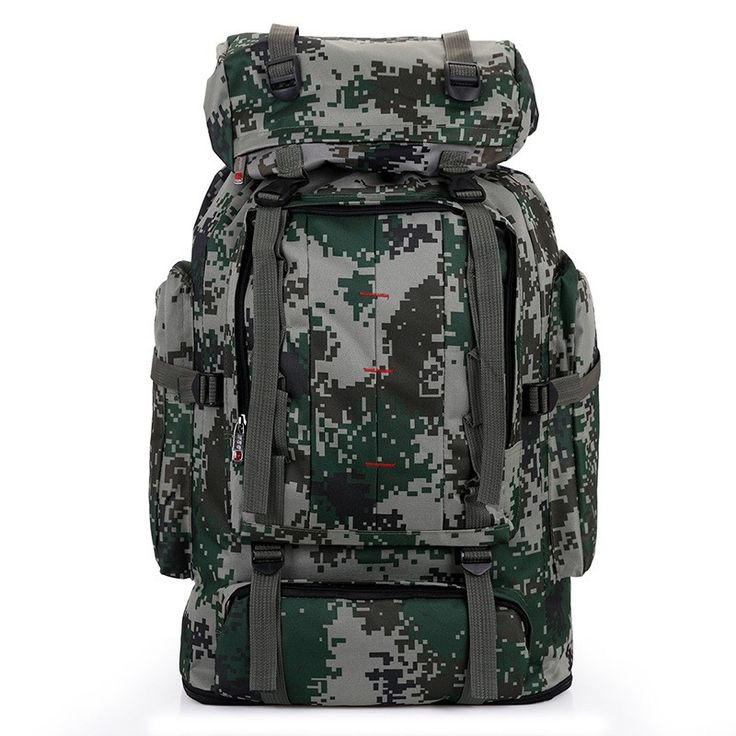 This tactical assault back pack can be used as 3 day assault pack, bug out bag backpack, army backpack, hunting backpack, military survival backpack, trekking backpack or day pack for daily use.