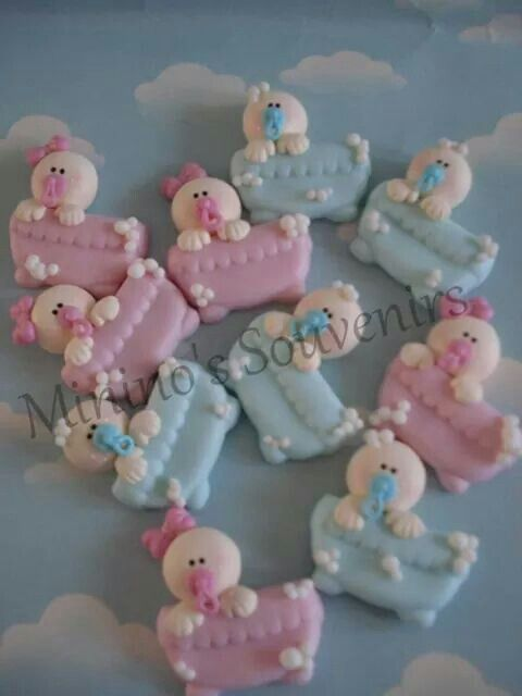 babies caKe topper