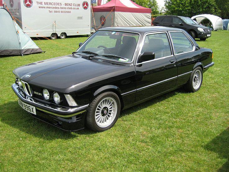 BMW 323i mine was white.
