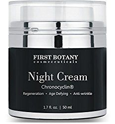 First Botany Night Cream - Best Korean Moisturizers for Combination Skin