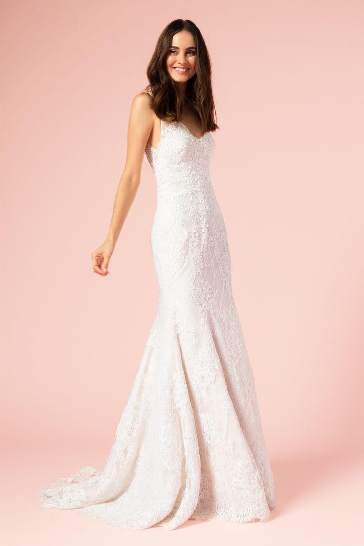 60 best Wedding Dresses images on Pinterest | Wedding ribbons, Short ...