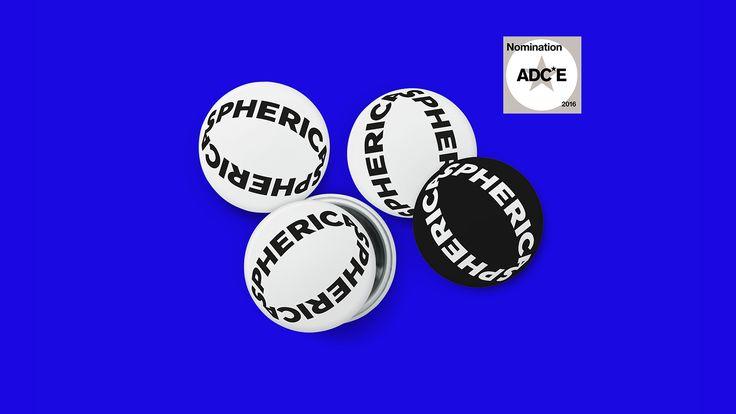 다음 @Behance 프로젝트 확인: \u201cSpherica\u201d https://www.behance.net/gallery/36800713/Spherica