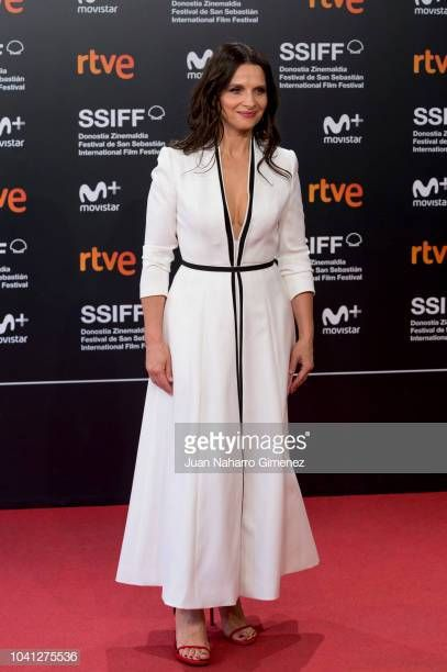 Juliette Binoche attends the  Vision  premiere during the 66th San ... 0610792ba4