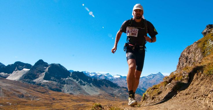 Trail running #courmayeurmontblanc #montblanc