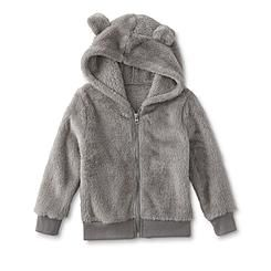 WonderKids Infant & Toddler Girl's Hooded Jacket