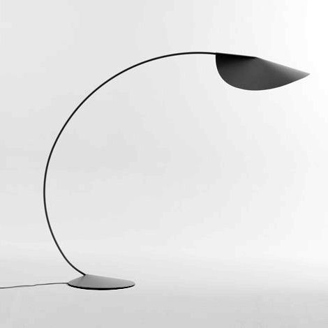 Cool - and elegant and ultra classy - Floor Lamp Design by Monica Forster for De…