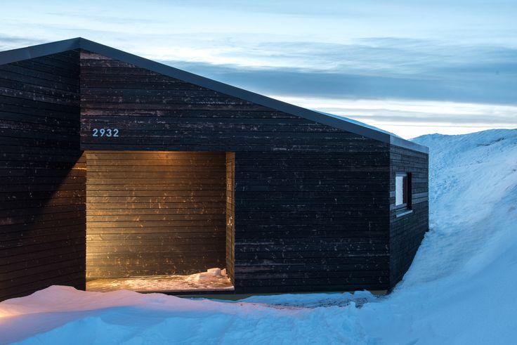 Gallery of Cabin Sjusjøen / Aslak Haanshuus Arkitekter - 1
