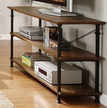 Homelegance Factory Collection Sofa Table/TV Stand 3228-05