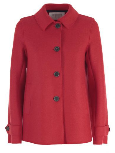 HARRIS WHARF LONDON Harris Wharf London Coat. #harriswharflondon #cloth #coats-jackets