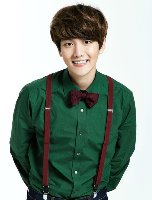 EXO Miracles in December: Special Mini Album (2013.12.10) EXO's Baek Hyun