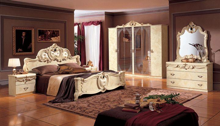 Set Tempat Tidur Mewah Terbaru