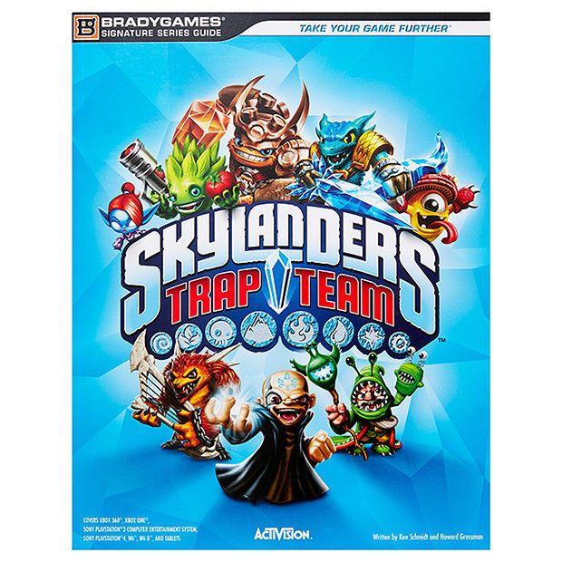 Skylanders Trap Team Signature Series Guide