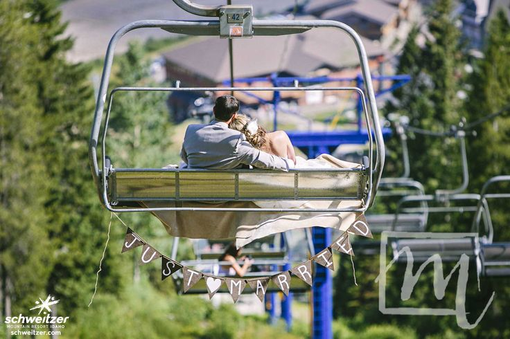 A ride to remember | Schweitzer Mountain Resort | photo by Melissa McFadden
