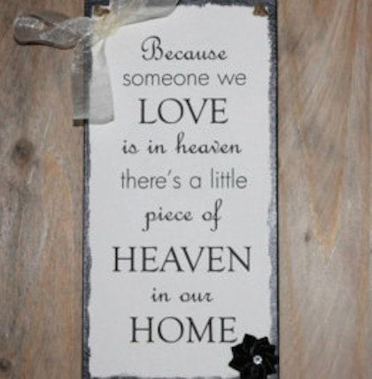 piece of heaven at home anzac day picture quote