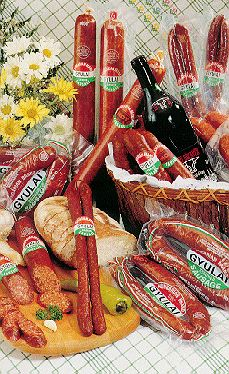 Otto's Hungarian Import Store Deli - Hungarian Salami, Sausage, Hams, Bacon Like in Hungary Pick