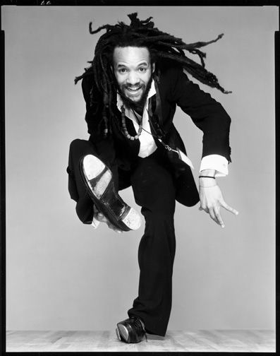 """My style is young. Funk. I feel like it's one of my responsibilities to keep the dance alive, to keep it out there, to keep the style."" Savion Glover"