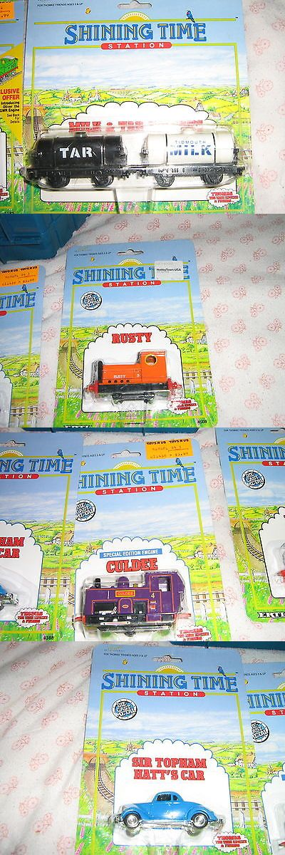 Other Thomas Games and Toys 22721: Thomas And Friends, Shining Time Station -> BUY IT NOW ONLY: $75 on eBay!