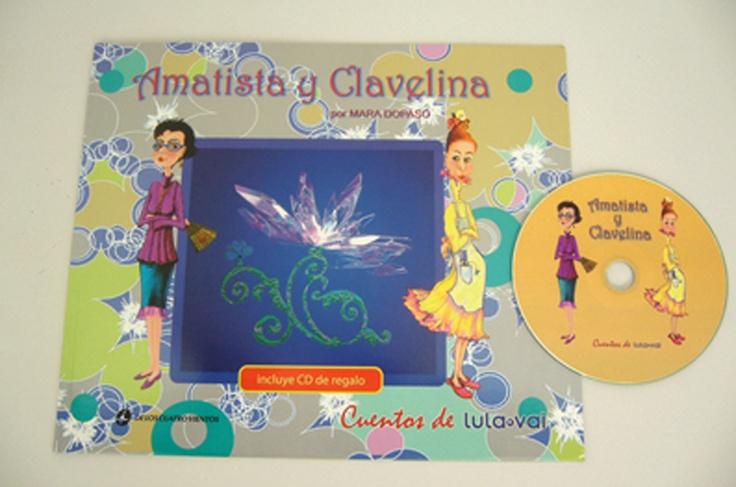 Amatista y Clavelina