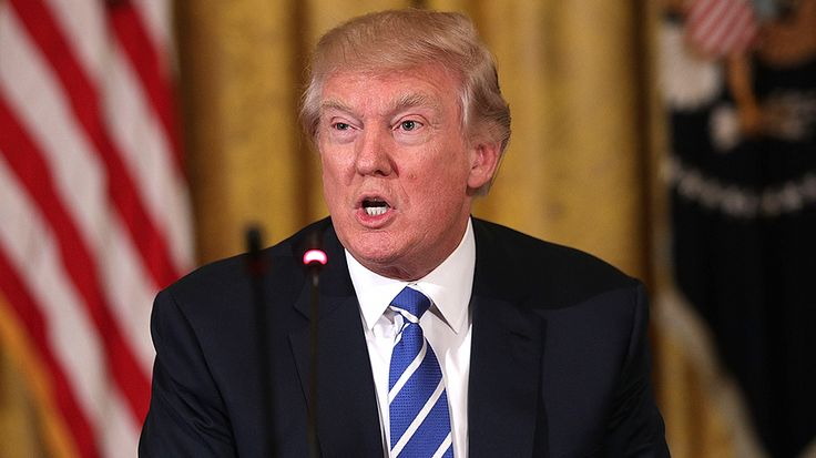 Senate Intel panel asks Treasury for Trump financial info: report