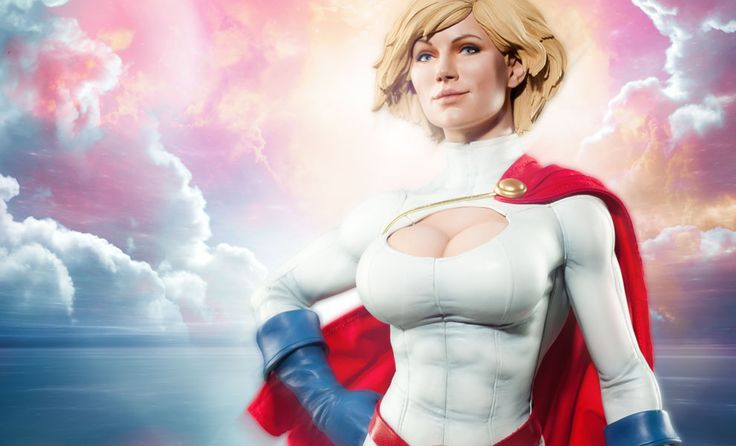 Share this with your friends and receive a $15 promo code. Click here to write your message. DC Comics Power Girl Premium Format™ Figure 8/22/2016 ®... #{T.R.L.}