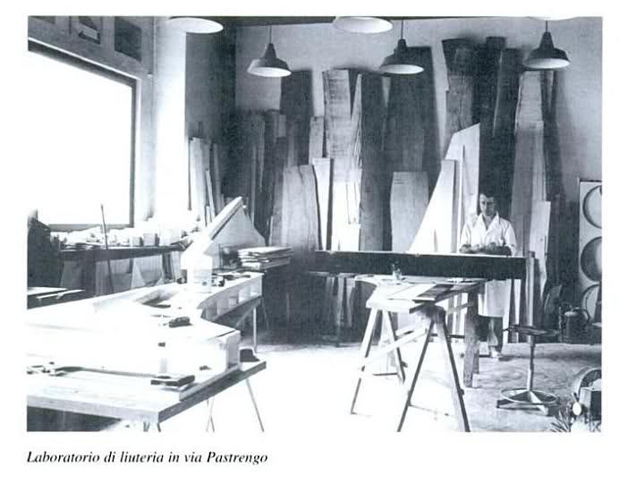 Laboratorio liutaio via Pastrengo