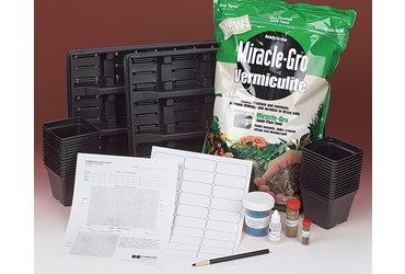 Plant Symbiosis and Nitrogen Fixation Experiment Kit for Biology and Life Science