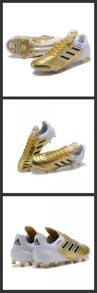 Nuovi Tacchetti da Calcio Adidas Copa 17.1 FG Oro Bianco Nero le scarpe da calcio adidas Copa 17.1 FG dispongono di tecnologie moderne che massimizzano il comfort.