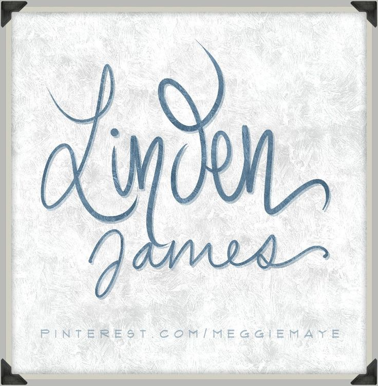 Hand Drawn Name Art By